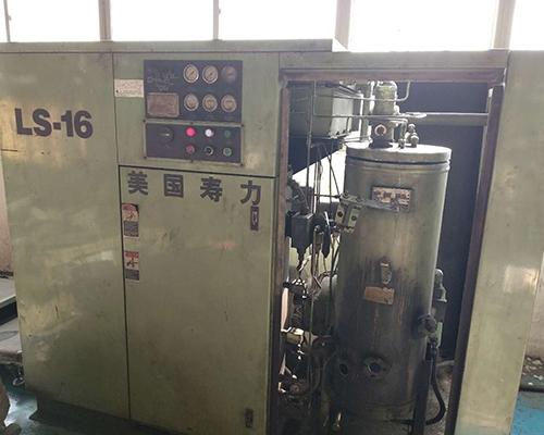 壽力LS16-75H空壓機保養