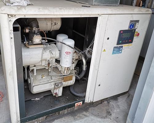 英格索兰37-8vsd空压机保养