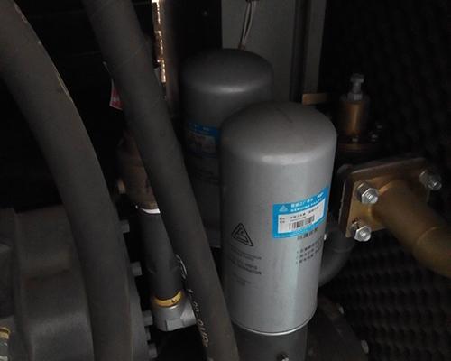复盛SA45A空压机保养